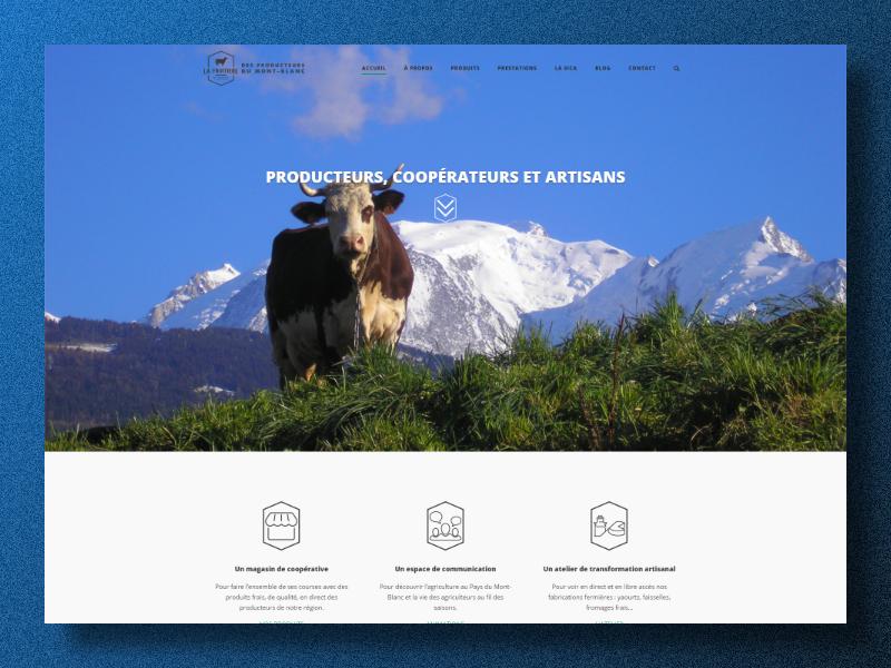 La Fruitière de Producteurs du Mont-Blanc - Domancy