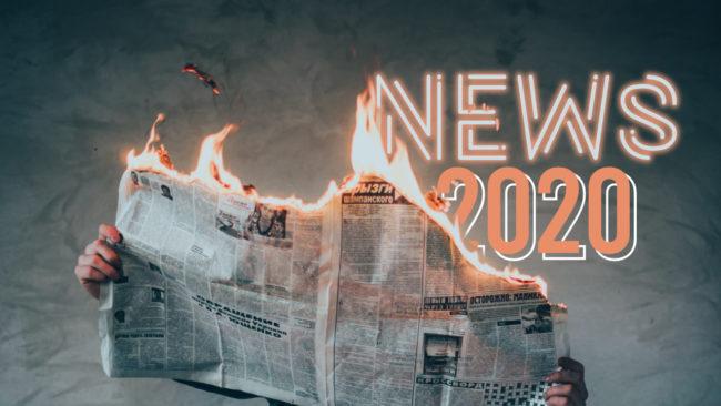 Nouveautés 2020