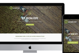 Site vitrine one page et multipages