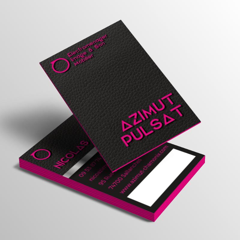 Carte de visite Pulsat